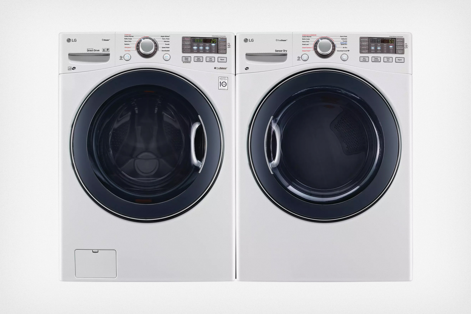 The Best Washing Machines And Their Matching Dryers