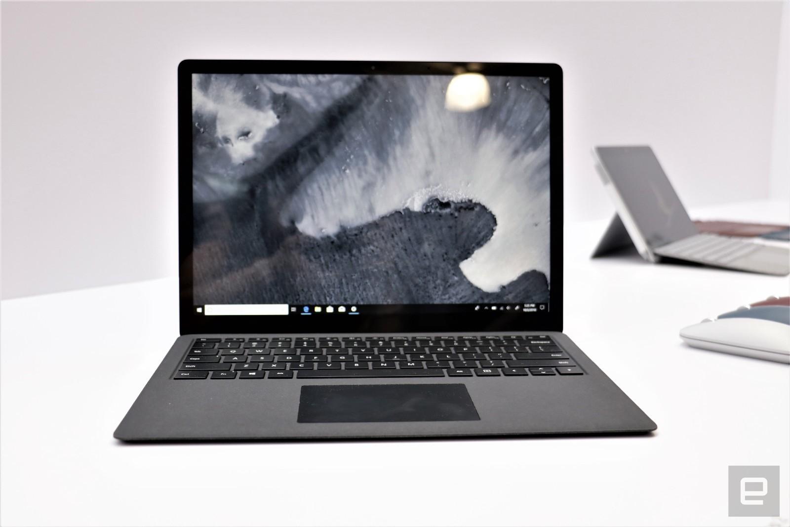 Surface Laptop 2 主站動手玩:速度的小升級