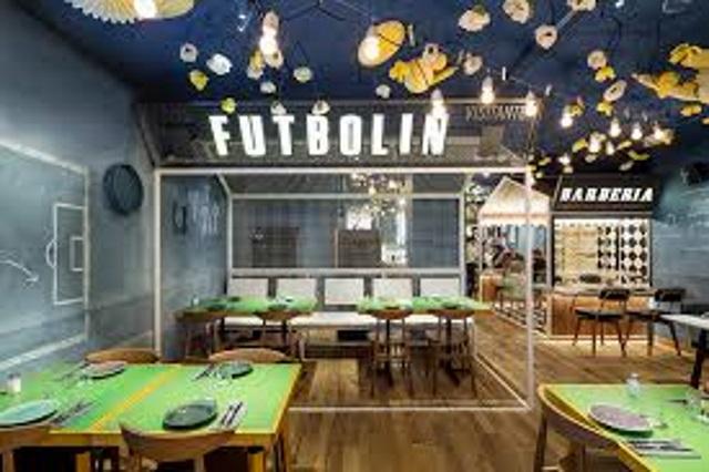messi+restaurante+barcelona - Como os jogadores mais bem pagos do mundo investem suas fortunas