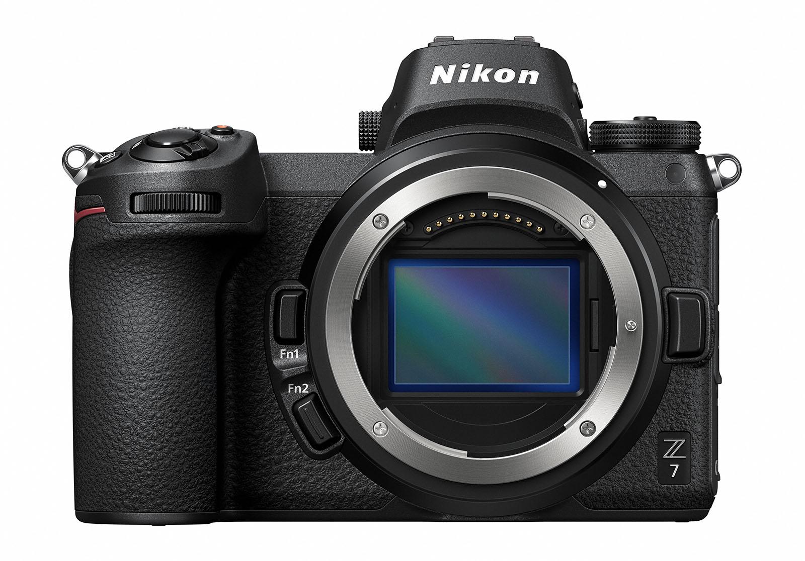 Nikon Z7 是一臺 45.7MP 的無反全幅巨獸