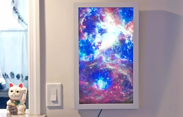 Electric Display Digital Art Objects