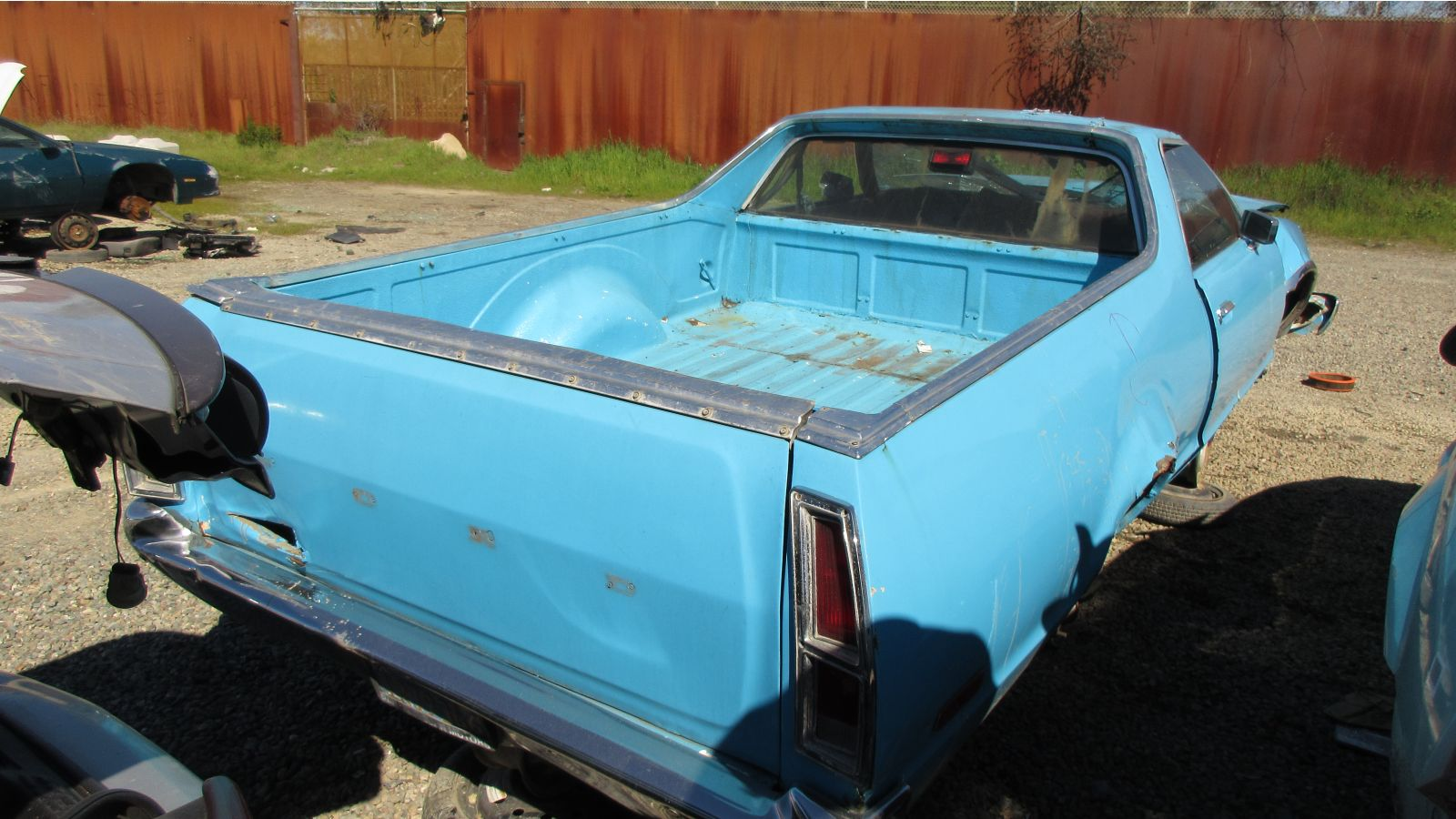 hight resolution of with a curb weight just a hair under two tons the 1979 ranchero was on the sluggish side and fuel economy was ill suited for geopolitical events of the