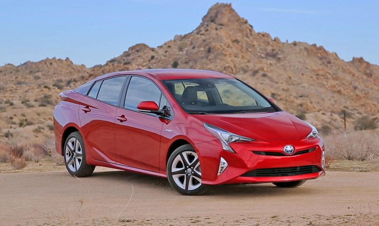 Toyota 賣出第 1,000 萬輛油電混合車