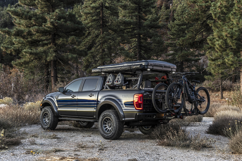 hellwig attainable adventure ford ranger revealed at sema autoblog