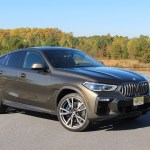 2020 Bmw X6 Review What S New Interior Space Driving Impressions Autoblog