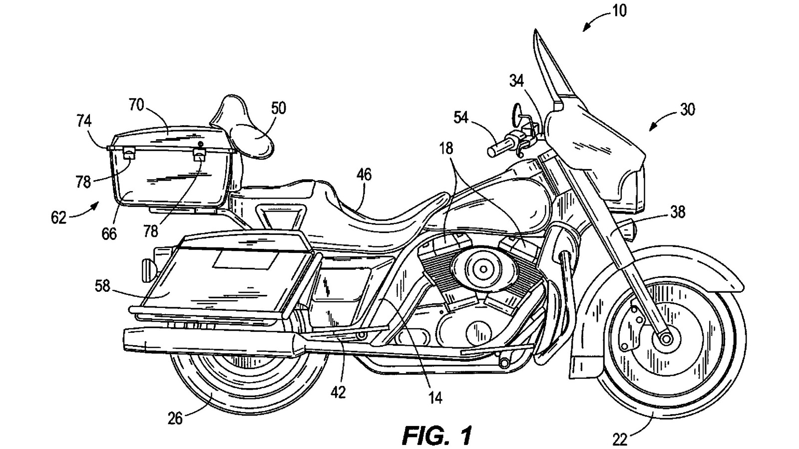 Harley-Davidson patents self-balancing gyroscope for