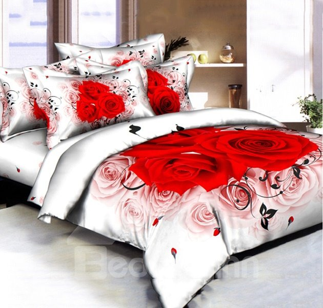 Here Are More Gorgeous Red Comforters Sets