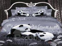 panda bed set