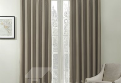 Vertical Stripe Curtains