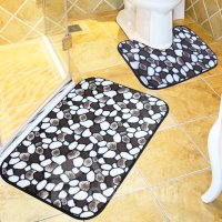 Fancy Bath Rugs : Awesome Blue Fancy Bath Rugs Pictures ...
