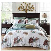 Soft American Country Style Floral 4