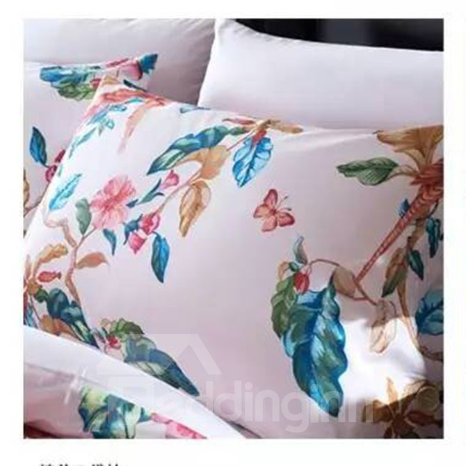 Fresh American Country Style Floral 4