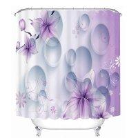 Purple Shower Curtains - USA