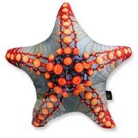 Creative 3D Starfish Shaped Hamburger Throw Pillow ...