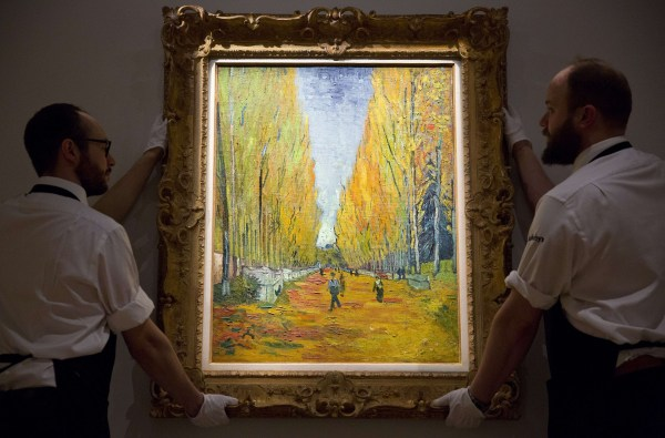 Van Gogh' Painting Sells 66m Six Times
