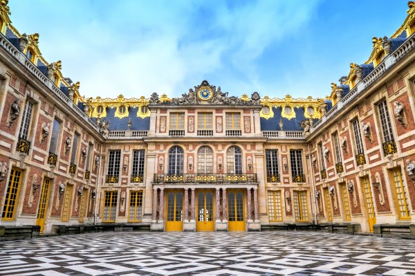 Versailles Palace Paris France