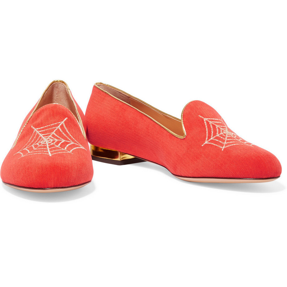 Charlotte Olympia Partners With THE OUTNET For Exclusive