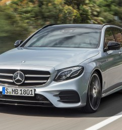 utility luxury and speed 2017 mercedes benz e400 wagon first drive [ 1920 x 1080 Pixel ]