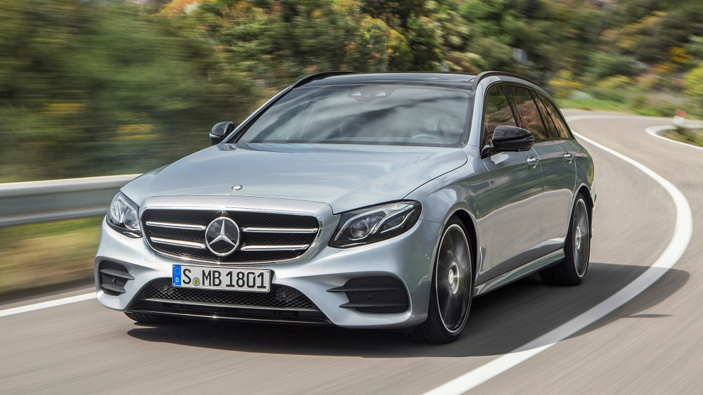 medium resolution of utility luxury and speed 2017 mercedes benz e400 wagon first drive
