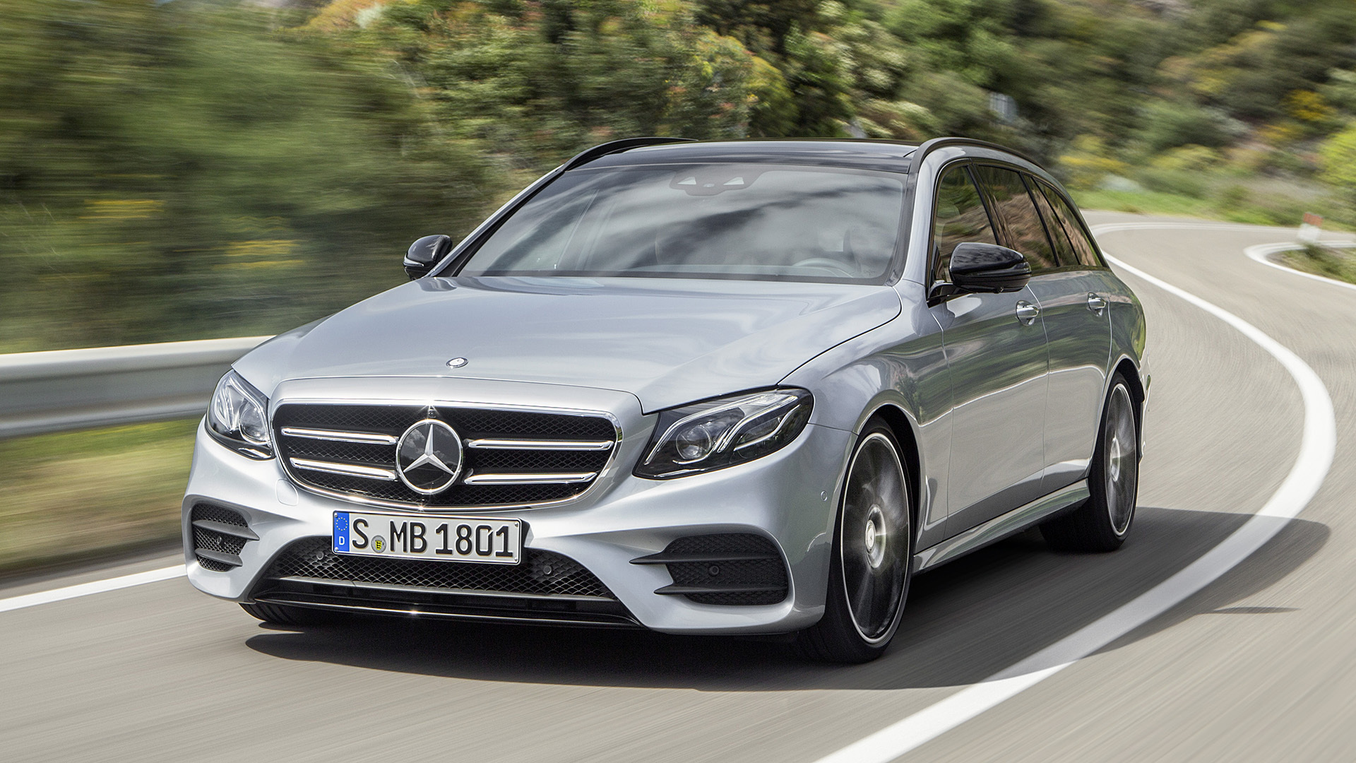 hight resolution of utility luxury and speed 2017 mercedes benz e400 wagon first drive