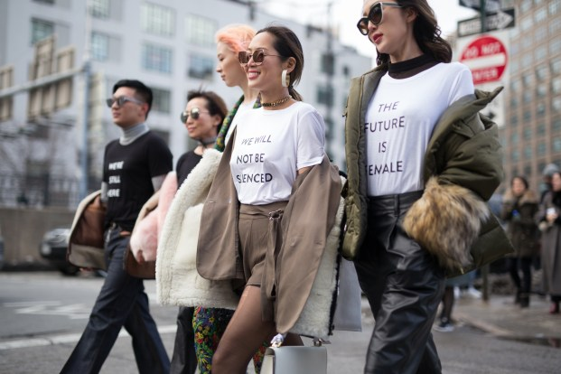 Image result for ny fashion week 2017 street style