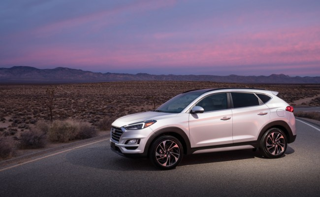 2019 Hyundai Tucson Reviews Price Specs Features And