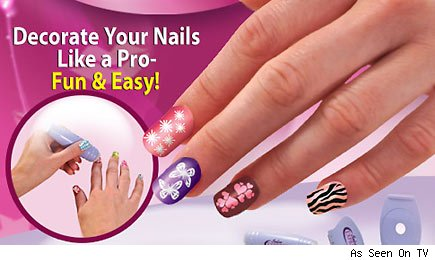 As Seen On Tv Can You Really Get Salon Nails In Minutes Aol