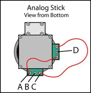HowTo: Analog control stick for your Sony PSP