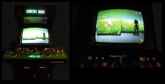 Xbox 360 Arcade Cabinet The Games You Love At A Price You Cant Afford