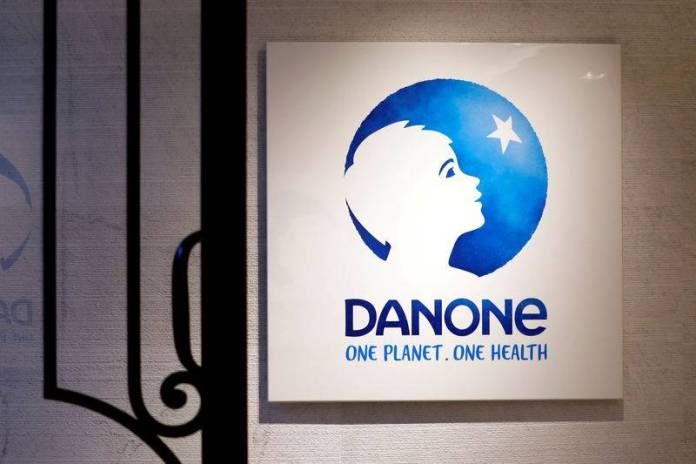 DANONE STRONG IN THE FIRST QUARTER WITH CHINA AND MOROCCO