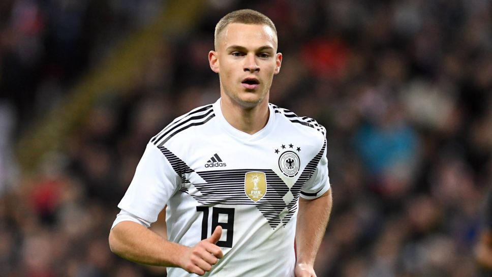 Bundesliga | Joshua Kimmich named Germany's 2017 Player of the Year