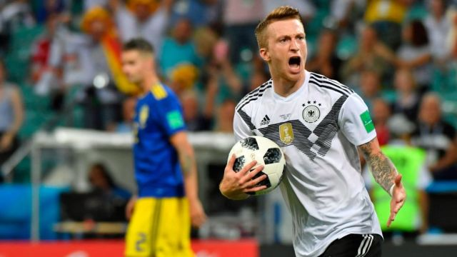 Bundesliga   Why Borussia Dortmund's Marco Reus is the answer for Germany  at the World Cup