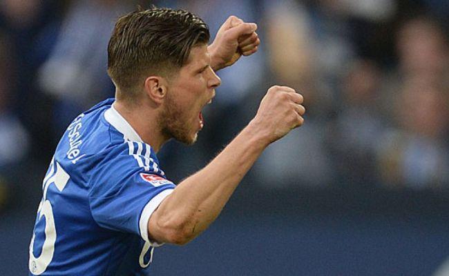 Bundesliga Huntelaar Happy With Really Good Performance