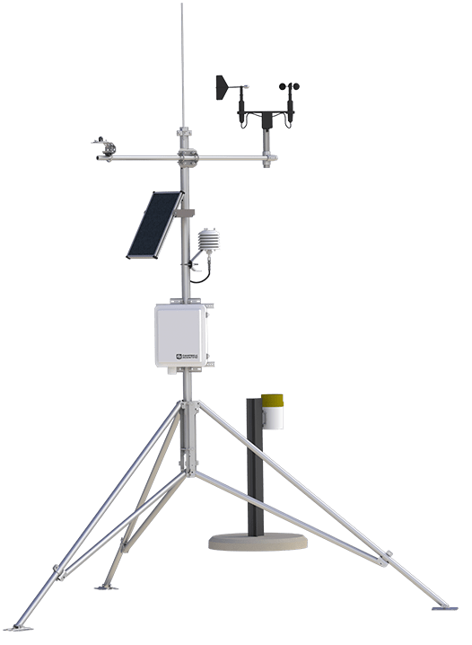 WxPRO: Entry-Level, Research-Grade Weather Station