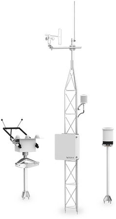 CST100 : Concentrated-Solar-Technology Monitoring Package