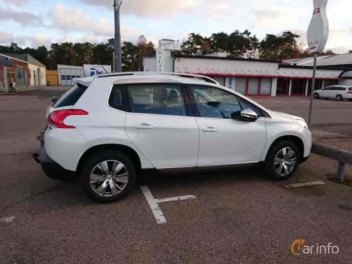 Removed Ad Peugeot 2008 1 6 E Hdi Manual 92hp 2014 For Sale At Granat
