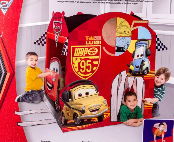 Disney Cars 2 Deluxe Playhouse Scoopon Shopping