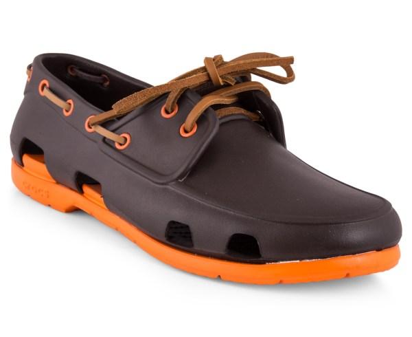 Men's Crocs Beach Line Boat Shoe
