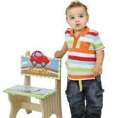 Kids Time Out Chair Heavy Duty Resin Chairs Transport Multi Catch Au