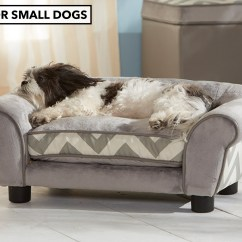 Pet Sofas Australia Fusion Furniture 1140 Grande Mist Sofa Enchanted Home Plush Couch Bed For Small Dogs Grey