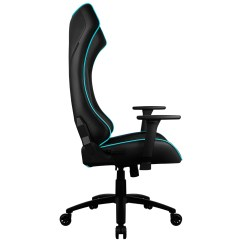 X3 Office Chair Swing Bangkok Thunderx3 Uc5 Hex Rgb Lighting Gaming Black Cyan