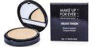 Make Up For Ever Velvet Finish Compact Powder - #1 (Ivory) 10g/0.35oz