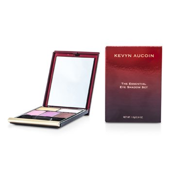 Kevyn Aucoin The Essential Eye Shadow Set - Palette #5 5x1g/0.04oz