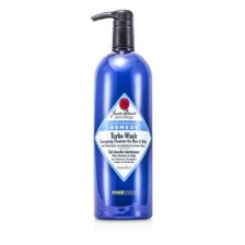 Jack Black Turbo Wash Energizing Cleanser For Hair & Body 975ml/33oz