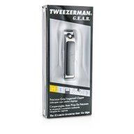 Tweezerman G.E.A.R. Precision Grip Fingernail Clipper 1pc