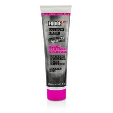 Fudge Colour Lock Shampoo - Sulfate Free (For Lasting Vibrancy & Colour Happy Hair) 300ml/10.1oz