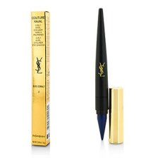 Yves Saint Laurent Couture Kajal 3 in 1 Eye Pencil (Khol/Eyeliner/Eye Shadow) - #2 Bleu Cobalt 1.5g/0.05oz