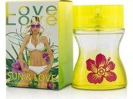 Parfums Love Love Sun & Love Eau De Toilette Spray 60ml/2oz