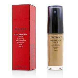 Shiseido Synchro Skin Glow Luminizing Fluid Foundation SPF 20 - # Neutral 4 30ml/1oz