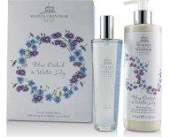 Woods Of Windsor Blue Orchid & Water Lily Coffret: Eau De Toilette Spray 100ml/3.3oz + Moisturising Hand & Body Lotion 350ml/11.8oz 2pcs